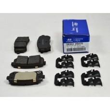 Колодки тормозные задние Sportage 10- IX35 583022SA70