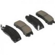 Тормозные колодки задние  4605A458