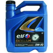 Elf   Excellium 5w50 4л масло моторное 194830