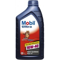 Mobil Ultra 10w40  1л масло моторное 	152198