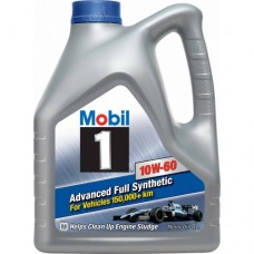 Mobil 1 Extended Life 10w60 4л масло моторное 150043