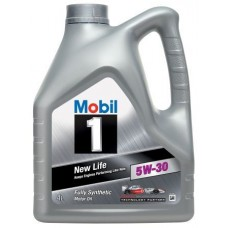 Mobil 1 New Life 5w30 4л  масло моторное 151811