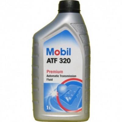 Mobil ATF 320 Dexron III 1л масло трансмиссионное  146476
