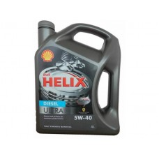 Shell Helix Diesel Ultra 5w40 4л   масло моторное 550040558