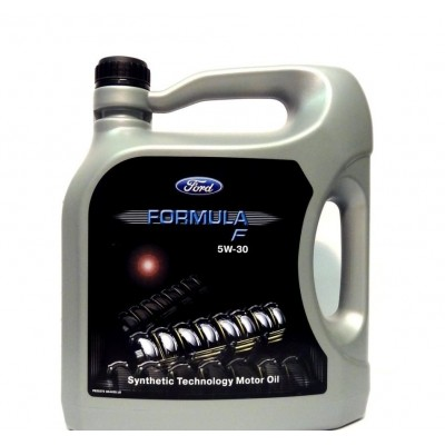 FORD 5w30  Formula F масло моторное синт.5л  15595E