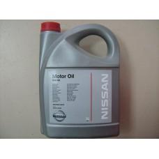 NISSAN KE9009-0042 5w40  масло моторное синт.5л