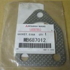 Прокладка Глушителя Lancer 9 MB687012