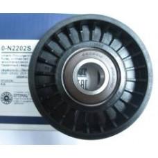 Ролик натяжителя приводного ремня Solaris Rio 11- 0N2202S