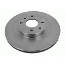 Диск Тормозной Пер. Авео Gold Rotor  CCC-022