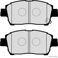 Колодки Передние Corolla 120 Yaris 99 - AKD1133