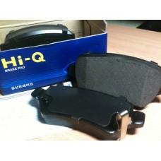 Колодки тормозные дисковые задние Astra H Zafira B  Ceed 12- /Venga SP1536