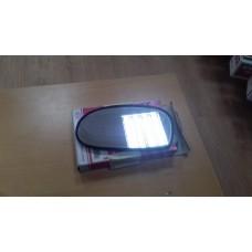 Зеркальный элемент левый Kia Spectra (уценка оторван один контакт обогрева) 0k2a369183a