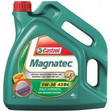 Масло Кастрол Magnatec SAE 5W30 A3\B4 4L 156ed5