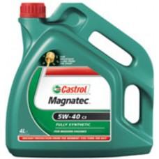 Масло Кастрол Magnatec SAE 5W40 C3 4L 58685