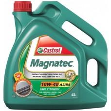 Масло Кастрол Magnatec SAE 10W40 A3\B4 4L 156EB4