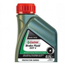 Тормозная жидкость Break Fluid DOT 4 0.5L 15036C