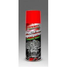 Очиститель карбюратора RUNWAY 450 ml аэрозоль rw6081