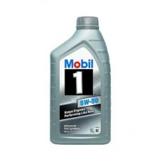Mobil 1 Peak Life 5w50 1л масло моторное   152083