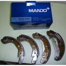 Колодки Тормозные Задние Диск.Авео 12- MLD07 Mando
