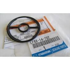 Прокладка теплообменника дорестайлинг 2.0/2.3 - Оригинал LF02-14-700