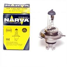 Автолампа H4 (60/55) P43t-38 12V NARVA N-48881
