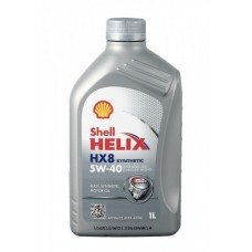 Shell Helix HX8 5w40 1л масло моторное 550040424
