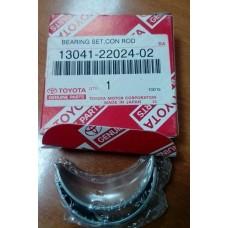 Вкладыш шатунный STD  Corolla 120  130412202402