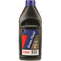 Тормозная жидкость TRW  1 литр PFB401