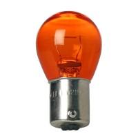 Лампа 24V PY21W BA15S ( Поворот Стоп Желтая ) Nord Yada