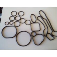 Прокладки Теплообменника Астра H 1.6 \1.8 Зафира 1.6\1.8  Круз 1.8 (Полный Комплект)0P56500972S