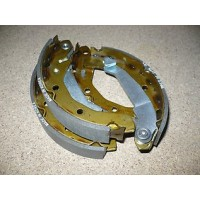 Колодки Тормозные задние Бараб. Матиз MLD01 Mando
