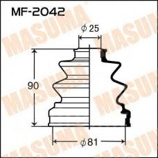 Пыльник шруса внутренний Mitsubishi L200 Pajero Sport 07-    MF-2042