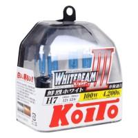Лампы H7 WHITEBEAM PREMIUM 4200K Koito P0755W